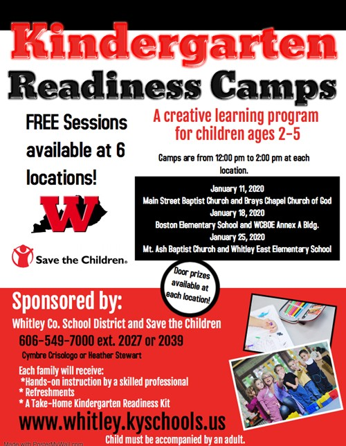 Readiness Camps