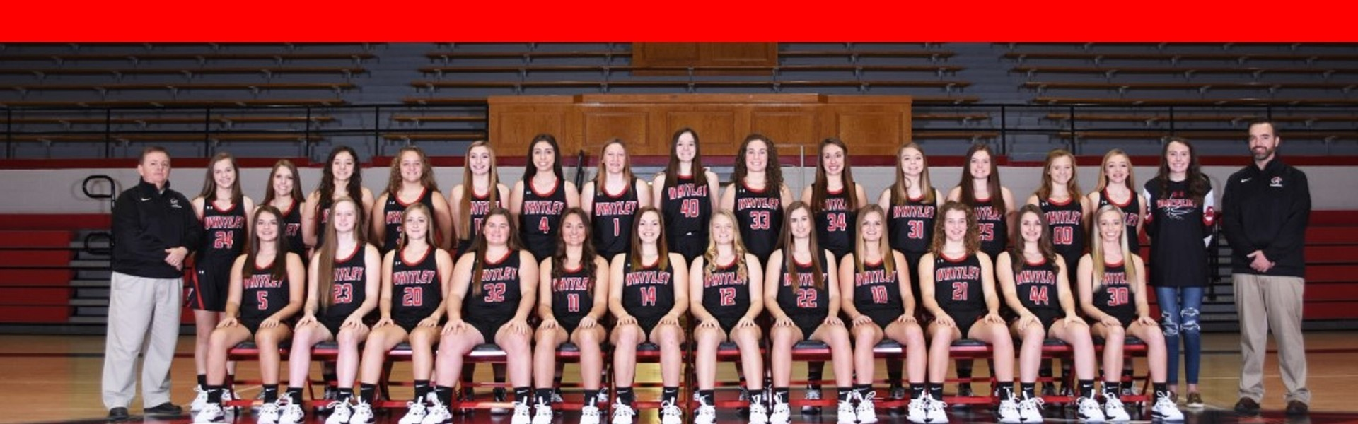 WCHS Girls Basketball (Courtesy of Scott Powell Photography)