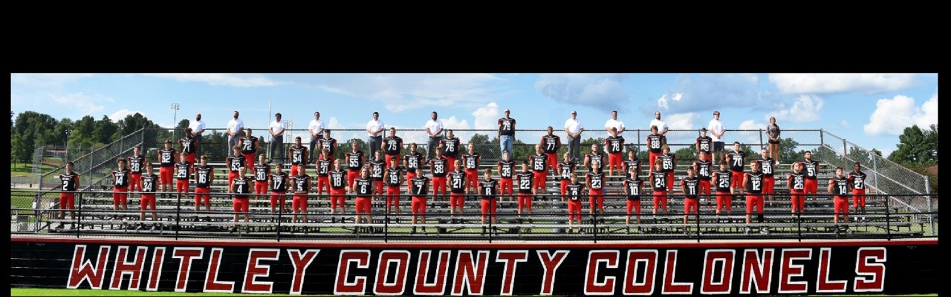 Whitley County High School Football 2020