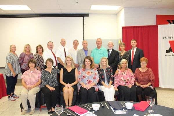 2017 Athletic Hall of Fame Inductees